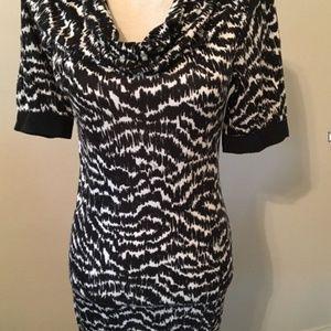 Trina Turk Abstract Dress Sz 0